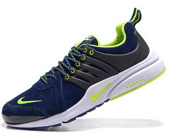 Mens & Womens (unisex) Nike Air Presto Anti-fur Dark Blue Green 36-46 Factory
